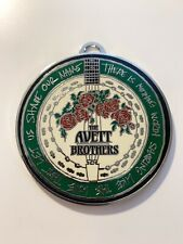 The Avett Brothers Murder In The City Souvenir Ornament Rare