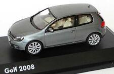 VW GOLF 6 GT HIGHLINE 1.4 TSI 3DR 2008 UNITED GREY 1:43 SCHUCO (DEALER MODEL)