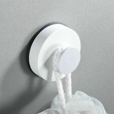 Vacuum Suction Cup Sucker Shower Towel Bathroom Kitchen Wall Window Hook Hanger.