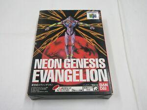 D153 Nintendo 64 Neon Genesis Evangelion Japan N64 w/box n
