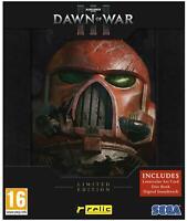 Warhammer 40,000: Dawn of War III - Limited Edition PC CD RUS