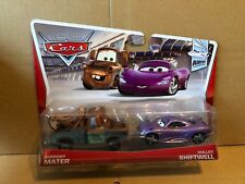DISNEY CARS DIECAST -Airport Mater & Holley Shiftwell - VHTF - Holly