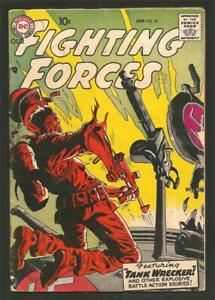 Our Fighting Forces #29, Jan. 1958