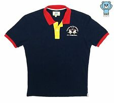 La Martina Men's 'Tradicion Del Polo Agrentino' Polo Medium