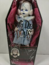 Living Dead Dolls Frozen Charlotte Signed Series 12 Mezco toy horror goth doll