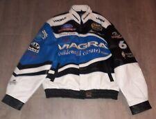 NASCAR jh design leder racing jas jacket viagra roush racing team AUTO SPORT