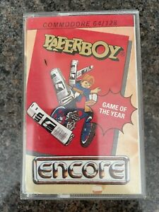 Paperboy Commodore 64 Game! Look In The Shop