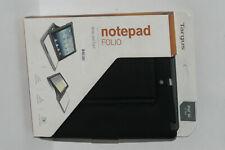 Targus Notepad Folio Case for iPad Air, Black (THZ187US)