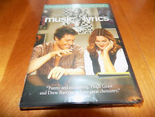 MUSIC & LYRICS Hugh Grant Drew Barrymore Romantic Comedy WIDESCREEN DVD NEW