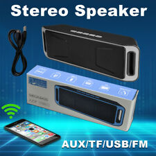 Super Bass Speakers Bluetooth For Phone Tablet Mini Speakers Wireless TF/USB/AUX