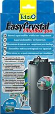 Tetra Tec EasyCrystal 300 Aquarium Internal Filter with Internal Heater