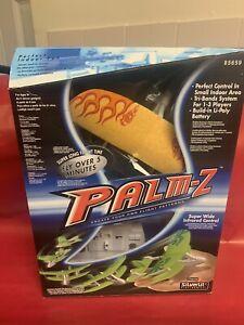 Silverlit Palm Z Remote Control RC Flying Aircraft Plane Jet