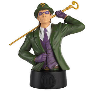 RIDDLER DC Eaglemoss Batman Universe Collectors Bust - NEW