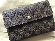 Louis Vuitton Trifold Damier wallet - AMAZING CONDITION! Like NEW!