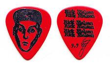 Cheap Trick Rick Nielsen Signature Red Guitar Pick - 2015 Tour