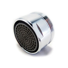 2 x Water saving faucet kitchen basin tap replacement aerator insert 24mm male