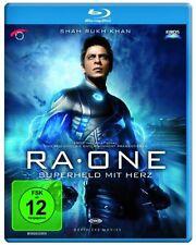 Ra.One - Superheld mit Herz (Shah Rukh Khan) Bollywood Blu-ray Disc NEU + OVP!