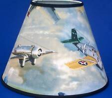 Fighter Planes Lamp Shade Handmade Airplane Lampshade Airplanes