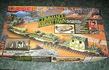 Lionel new 6-1355 Commando Assault Train