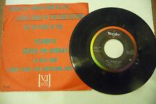 "THE FOUR SEASONS(F.VALLI)""PEANUTS-disco 45 giri EP(4 brani) VJ Usa 1968"""
