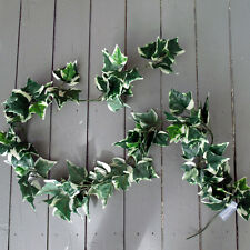 Realistic Artificial Ivy Garlands - 6ft - Large Leaves