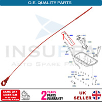 ENGINE OIL LEVEL DIPSTICK FOR PEUGEOT CITROEN 1.6 HDI 1174G2 1174.G2
