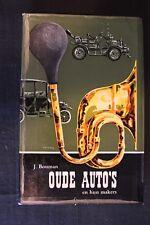 Van Dishoeck Book Oude Auto's en hun makers, J. Bouwman (Nederlands) 1964