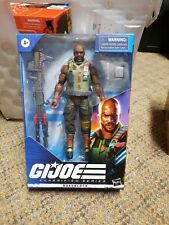 Gi Joe Roadblock 01 Classified Series