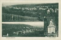 Ansichtskarte Niebelsbach 1935 Kriegerdenkmal  (Nr.844)