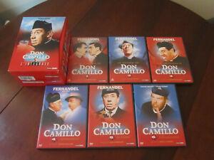 DON CAMILLO L'Intégrale - Coffret 8 DVD