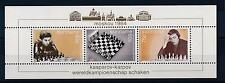 [SU419] Suriname Surinam 1984 Chess Souvenir Sheet MNH