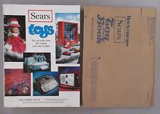 Sears Toys CATALOG - 1969 ~~ pre-Christmas, toy ~~ nice condition