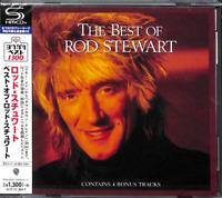 ROD STEWART-THE BEST OF ROD STEWART-JAPAN SHM-CD C41