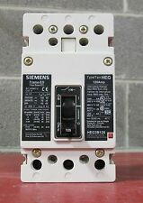 X Siemens ITE 125 amp circuit breaker HEG3B125 600 VAC