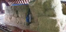 Horse Hay 2nd Cutting Non Gmo 90% Alfalfa Square 50 - 60 pound Bales