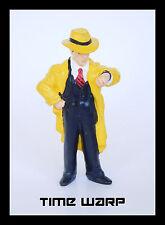 Vintage Disney Dick Tracy Warren Beatty Pvc Figure