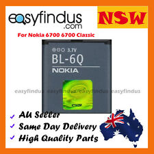 NEW Battery BL-6Q For Nokia 6700 6700 Classic replacement repair ship fr sydney