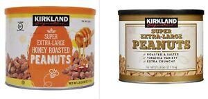 Kirkland Signature Super Extra-Large Peanuts Roast &Salted Honey Roasted 1.13Kg