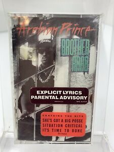 Arabian Prince Brother Arab (Cassette) New Sealed