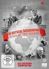 Die Deutsche Wochenschau - Deutschland, deine Geschichte: Alle 250 Folgen [DVD]