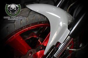 """VROD® Nightrod® Muscle® V-Rod  Dragstyle GFK Frontfender Kotflügel  """"Monza"""""""