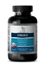 enhancement pills - EPIMEDIUM 1560MG - horny goat weed bulk - 1 Bottle