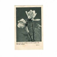 AK Ansichtskarte Blumengrüße - 1943