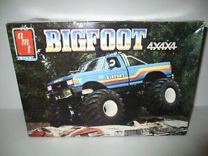 Bigfoot AMT 4x4x4 Monster Truck Model Kit #8138 For Parts / Repair
