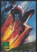 1995 Marvel Masterpieces Trading Card #137 Nightcrawler