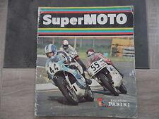 PANINI Super Moto - environ 113 images présentes sur 200