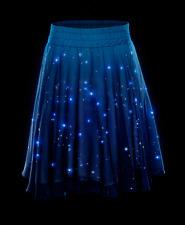 Twinkling Stars Skirt size S M L XL 2X 3X 4X 5X
