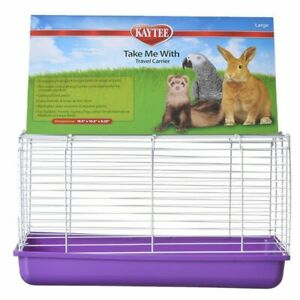 Kaytee Take Me With Travel Center for Small Pets Small, Medium and Large Carrier