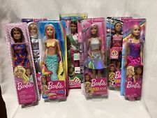 Barbie Mixed Lot Mattel You Can Be Anything Dreamtopia