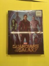 Guardians of the Galaxy NovaMedia Lenticular Slip Steelbook Bluray 3D 2D Nova